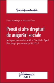 Imagine Pensii si alte drepturi de asigurari sociale. Semestrul 2/2010