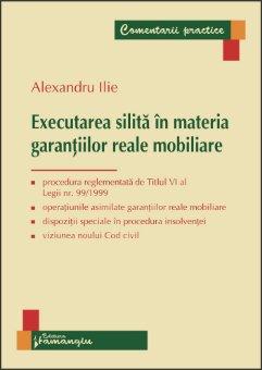 Imagine Executarea silita in materia garantiilor reale imobiliare