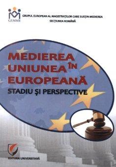 Imagine Medierea in Uniunea Europeana