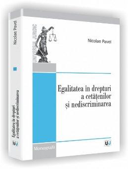 Imagine Egalitatea in drepturi a cetatenilor si nediscriminarea