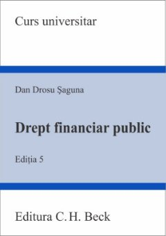 Imagine Drept financiar public. Editia a 5-a