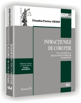 Imagine Infractiuni de coruptie in contextul reglementarilor europene