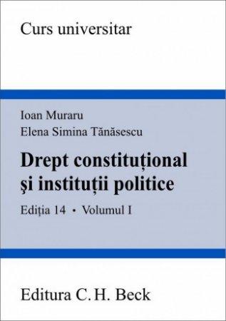 Imagine Drept constitutional si institutii politice. Vol. I