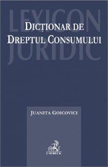 Imagine Dictionar de dreptul consumului