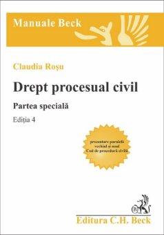 Imagine Drept procesual civil. Partea speciala