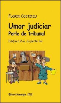Imagine Umor judiciar. Perle de tribunal ed 2