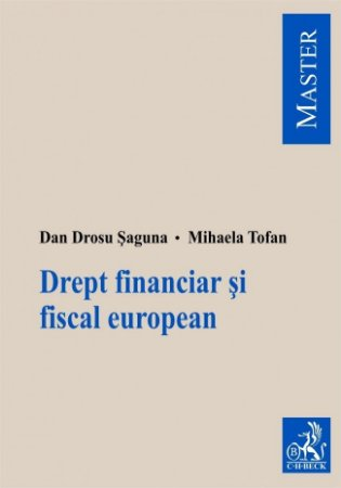Drept financiar si fiscal european - Saguna, Tofan