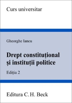 Imagine Drept constitutional si institutii politice - editia a 2-a