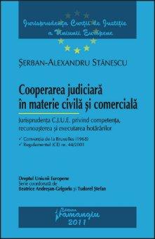 Imagine Cooperarea judiciara in materie civila si comerciala