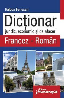 Imagine Dictionar juridic francez-roman