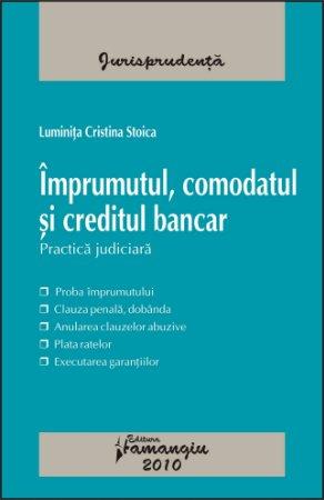 Imagine Imprumutul, comodatul si creditul bancar
