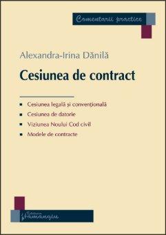 Imagine Cesiunea de contract