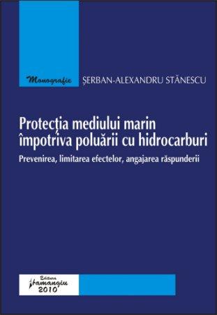 Imagine Protectia mediului marin impotriva poluarii cu hidrocarburi