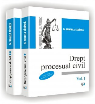 Imagine Drept procesual civil vol.I - II