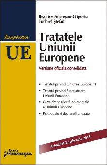 Imagine Tratatele Uniunii Europene 22.02.2013