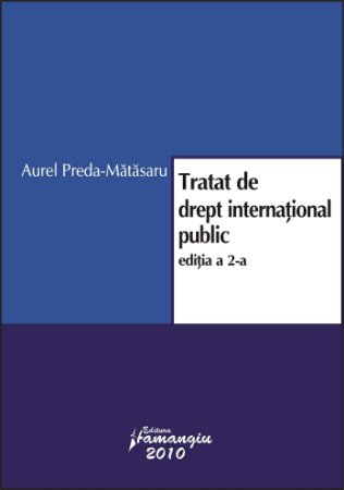 Imagine Tratat de drept international public, ed. 2