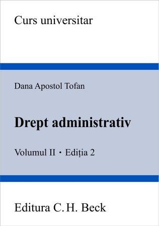 Imagine Drept administrativ - Volumul II