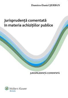 Imagine Jurisprudenta comentata in materia achizitiilor publice