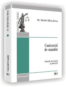 Imagine Contractul de mandat - analiza teoretica si practica
