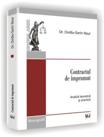 Imagine Contractul de imprumut - analiza teoretica si practica