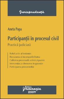 Imagine Participantii in procesul civil