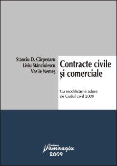 Imagine Contracte civile si comerciale