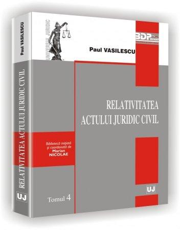 Imagine Relativitatea actului juridic civil