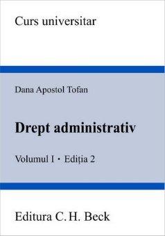 Imagine Drept administrativ - Volumul I