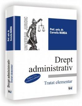 Imagine Drept administrativ. Tratat elementar