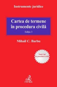 Imagine Cartea de termene in procedura civila