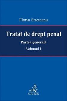 Imagine Tratat de drept penal. Partea generala. Volumul I