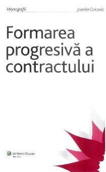 Imagine Formarea progresiva a contractului