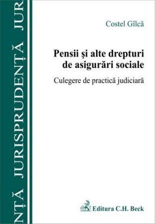 Imagine Pensii si alte drepturi de asigurari sociale