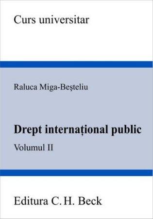 Imagine Drept international public. Volumul II