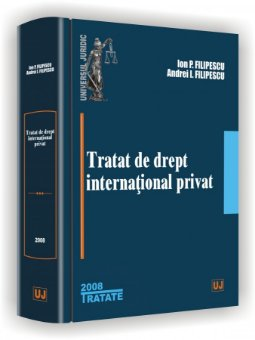 Imagine Tratat de drept international privat