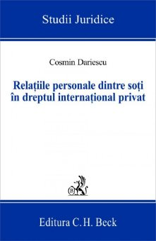 Imagine Relatiile personale dintre soti in dreptul international privat