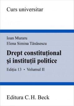 Imagine Drept constitutional si institutii politice Vol II