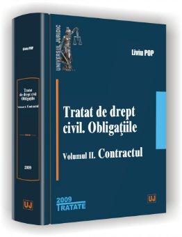 Imagine Tratat de drept civil. Obligatiile - Vol. II Contractul