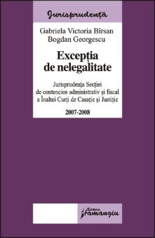 Imagine Exceptia de nelegalitate 2007-2008