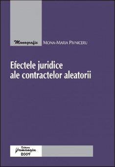 Imagine Efectele juridice ale contractelor aleatorii