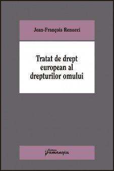 Imagine Tratat de drept european al drepturilor omului