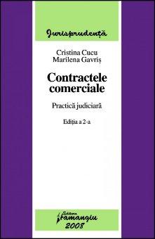 Imagine Contractele comerciale. Practica judiciara ed. 2