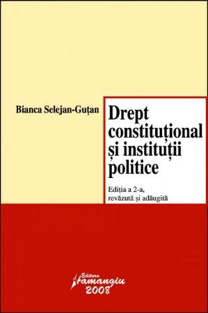 Imagine Drept constitutional si institutii politice ed.2