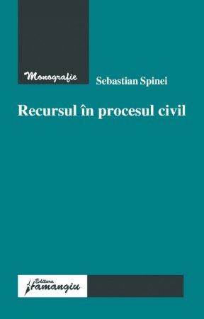 Imagine Recursul in procesul civil