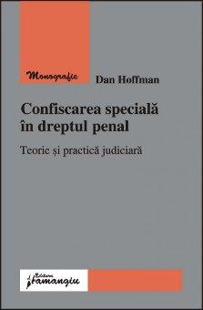 Imagine Confiscarea speciala in dreptul penal