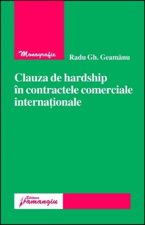 Imagine Clauza de hardship in contractele comerciale internationale