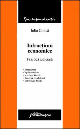 Imagine Infractiuni economice. Practica judiciara