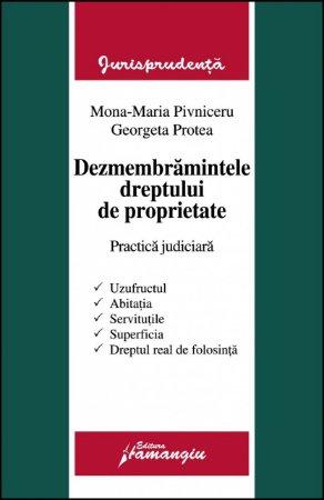 Imagine Dezmembramintele dreptului de proprietate. Practica judiciara.
