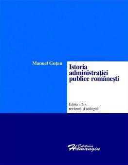 Imagine Istoria administratiei publice romanesti