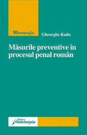 Imagine Masurile preventive in procesul penal
